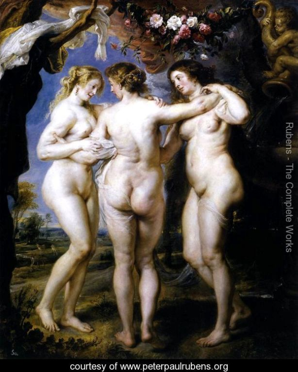 From http://www.peterpaulrubens.org/The-Three-Graces-1639.html