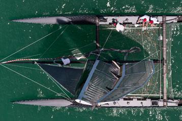 America's Cup boat 1