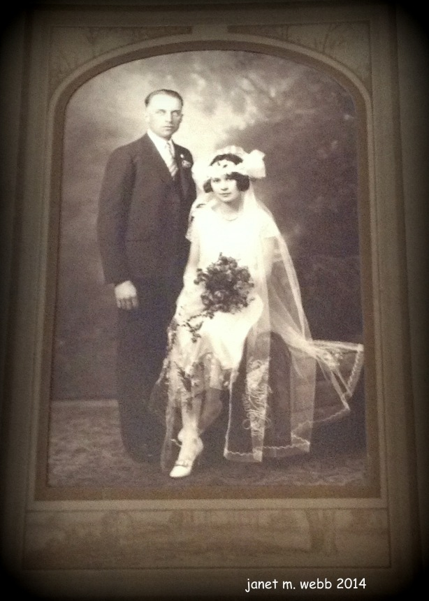 Grandparents on my dad's side