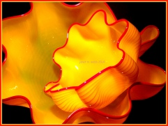 Bowl by Chihuly