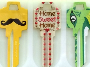Choices for your newest key