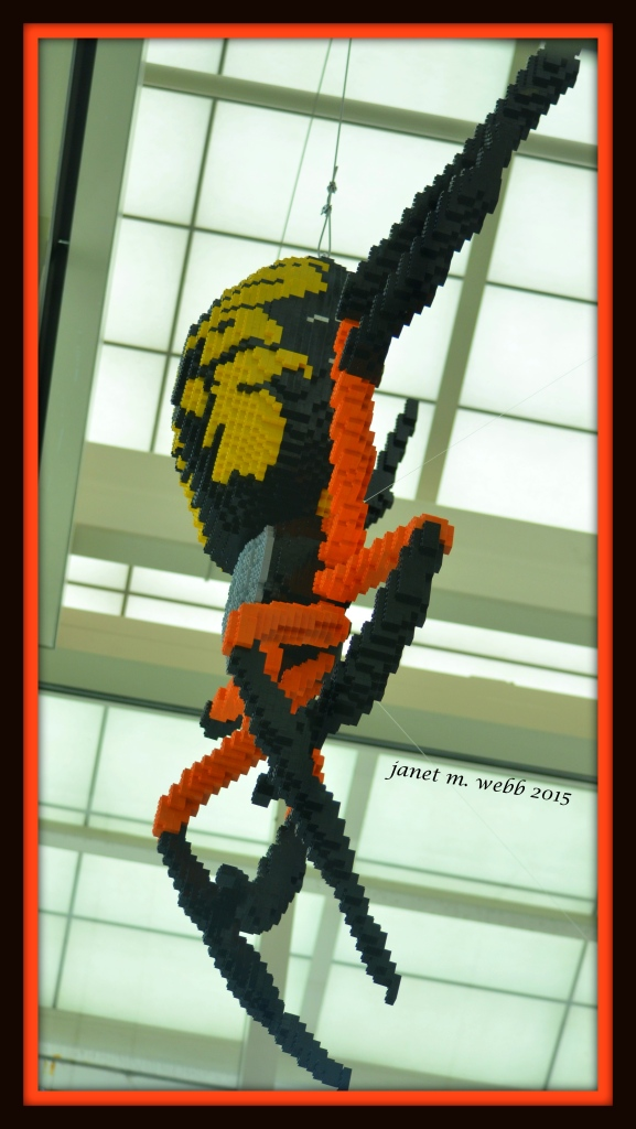 Legos copyright janet m. webb 2015