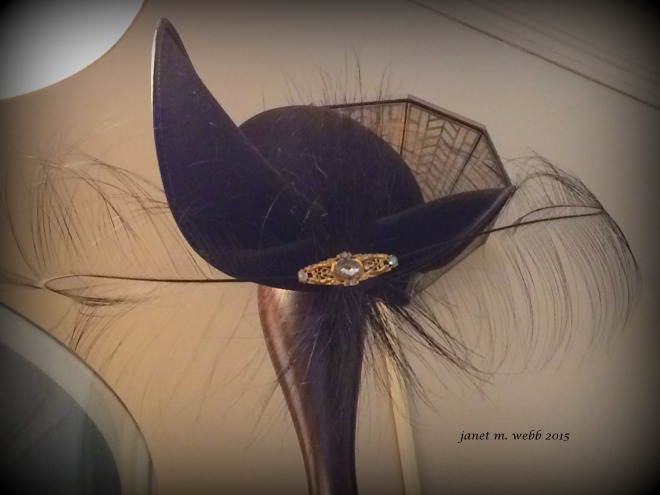 hat coypright janet m. webb 2015